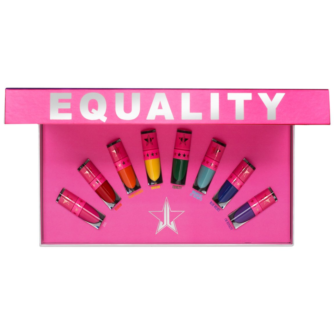 "*New & Exclusive* Jeffree Star Cosmetics ""Equality"" - Mini Rainbow Bundle"