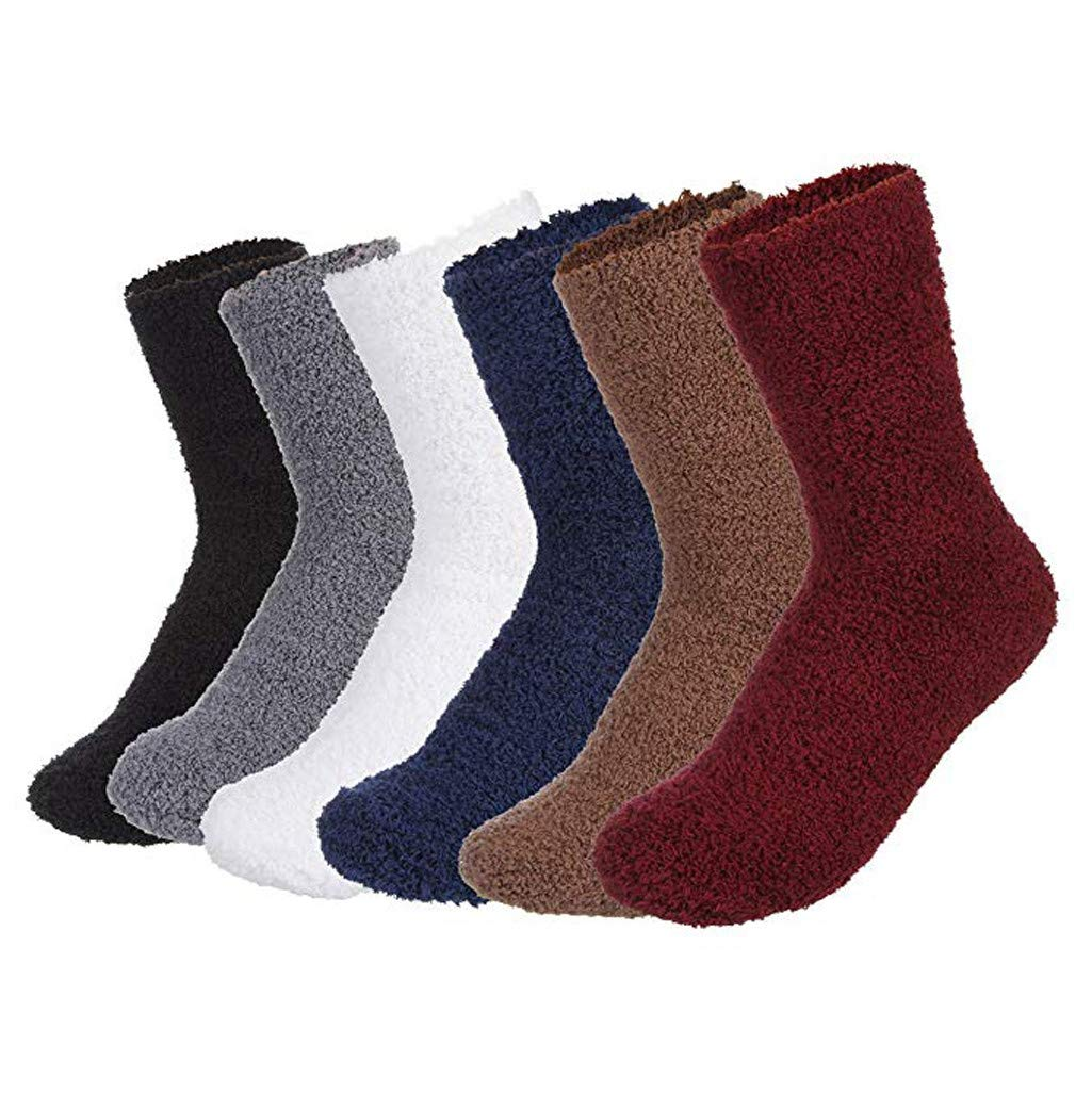 Transer Elastic Home Women Girls Soft Bed Floor Socks Fluffy Warm Winter Breathable Sock Pack Colors Available Women Socks
