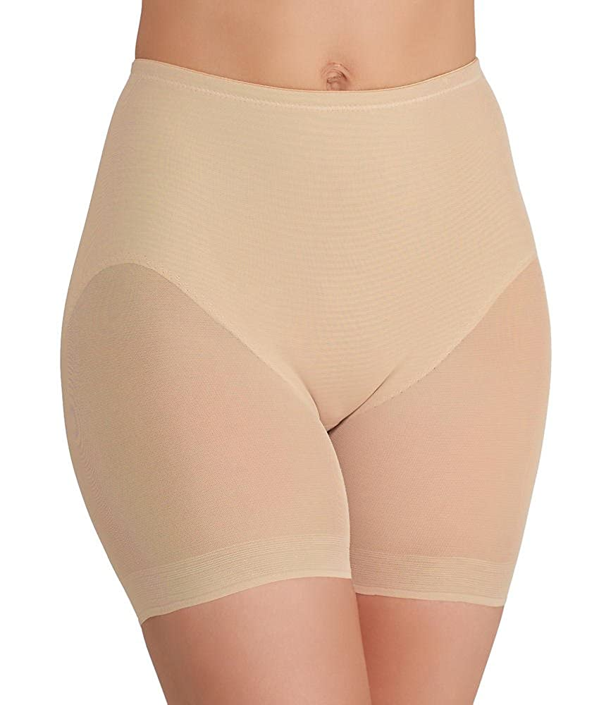 56870e6e38b92 Miraclesuit Sexy Sheer Extra Firm Control Rear Lifting Boyshort at Amazon  Women s Clothing store
