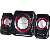 Caixa De Som Bluetooth 18w Subwoofer Wireless 2.1 Usb/sd/aux - Preto