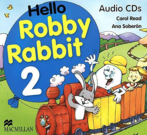 Download Hello Robby Rabbit 2: Class CD pdf