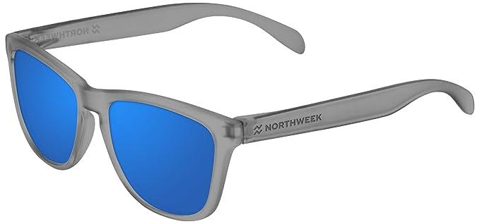 NORTHWEEK Regular Gafas de sol, Azul, 52 Unisex