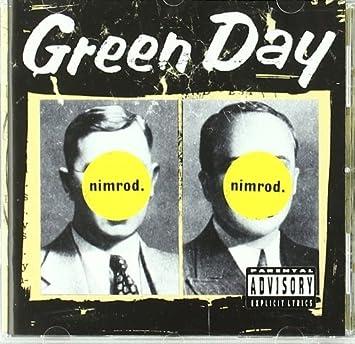 Nimrod By Green Day 1997 Audio Cd Amazon Com Music