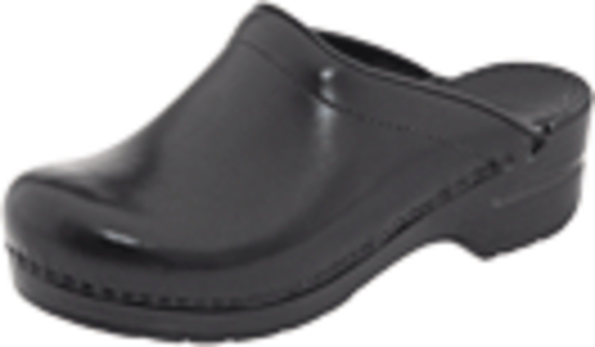 Dansko Women's Sonja Black Cabrio Clog/Mule 35 (US Women's 4.5-5) Regular by Dansko