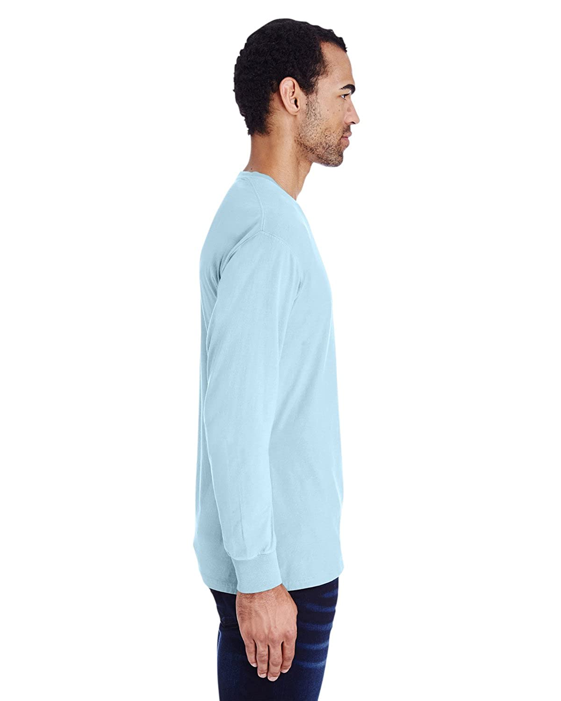 GDH200 Hanes ComfortWash Garment Dyed Long Sleeve T-Shirt