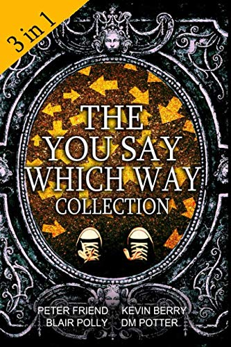 The You Say Which Way Collection: Dungeon of Doom, Secrets of the Singing Cave, Movie Mystery Madness (Polly Pirates)