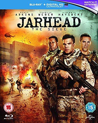 Jarhead: The Siege [Blu-ray]