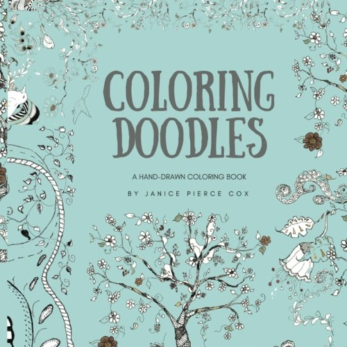 Hand Drawn Doodle (Doodle Coloring Book: Color Hand-Drawn Doodles!)