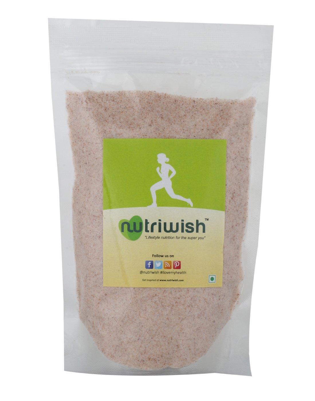 Nutriwish Himalayan Pink Salt, 1.25kg