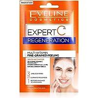 ايفلين - إكسبريت سي - مقشر الحبوب الناعمة بفيتامين C لتجديد البشرة 5x2 مل