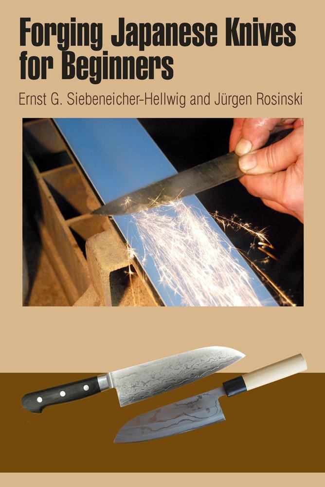 Download Forging Japanese Knives for Beginners (Messer Magazin Workshop) PDF