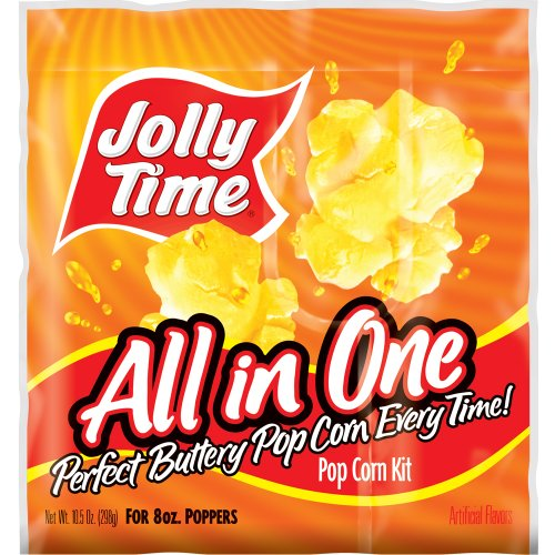 6 oz all in one popcorn - 2