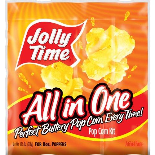 8 oz popcorn - 6