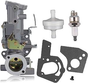 Alibrelo Carburetor for 499952 091212 091202 091232 091252 092202 092212 092232 092252 094202 095202 095212 with Spark Plug Fuel Filter Gasket