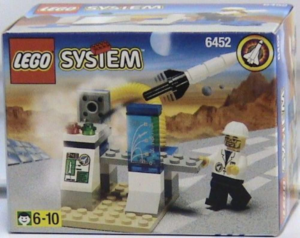 LEGO Space Port 6452 Mini Rocket Launcher