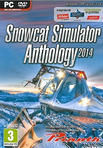 Snowcat Simulator Anthology 2014 (PC DVD)