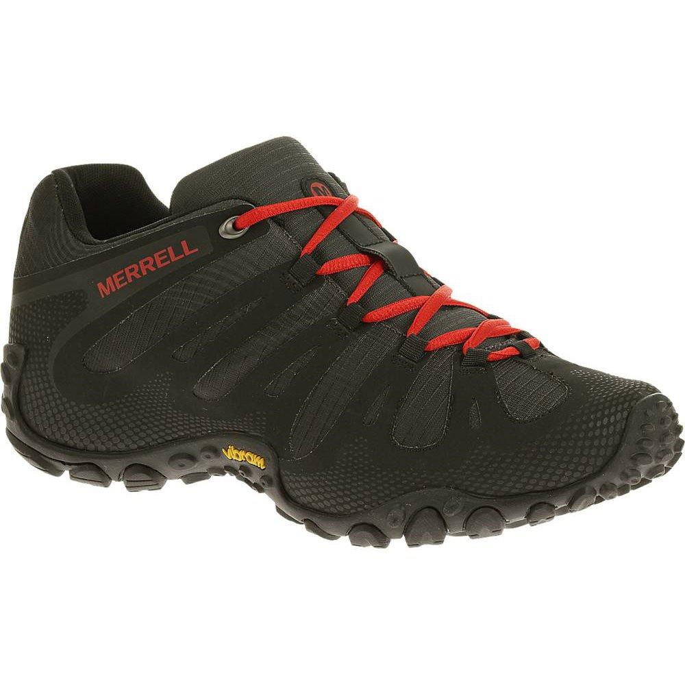b005e0871c6 Merrell Chameleon II Flux J21427 Outdoor Hiking Trekking Trainers Shoes  Mens J21427 Black  Amazon.co.uk  Shoes   Bags