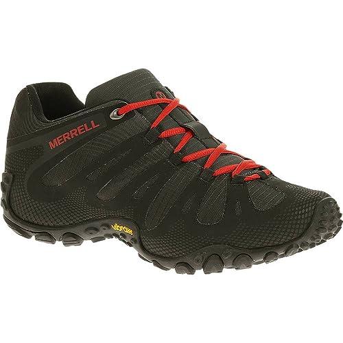 81d0e352ffd Merrell Chameleon II Flux J21427 Outdoor Hiking Trekking Trainers Shoes  Mens New J21427 Black 6.5 UK