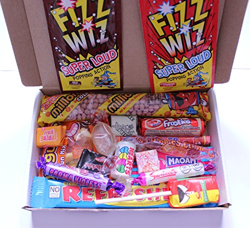 English Candy Selection Box 250G