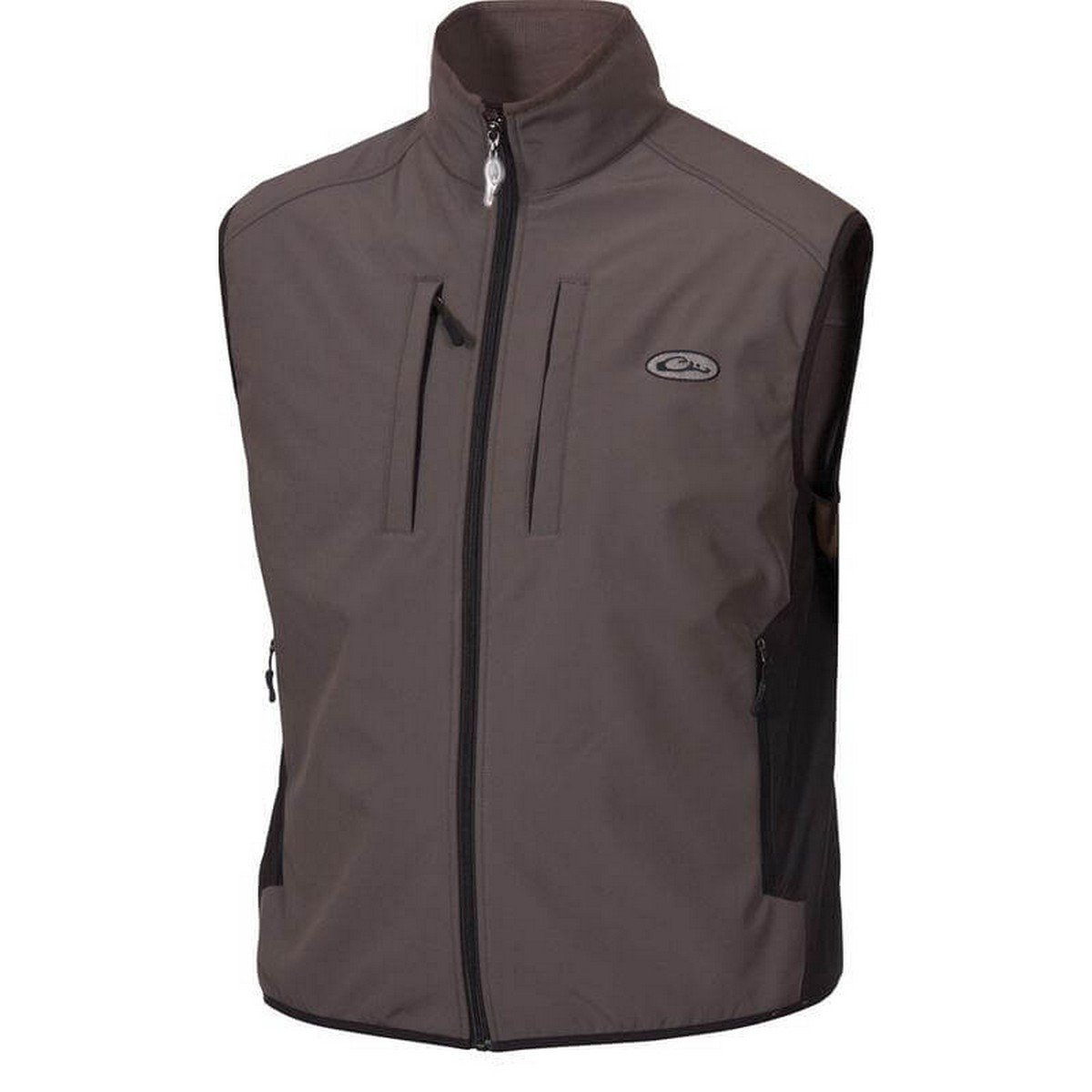 Drake Windproof Tech Vest, Color: Gray, Size: Medium (DW1602-GRY-2) by Drake