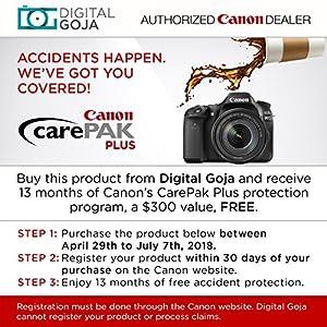 Canon EOS 80D DSLR Camera