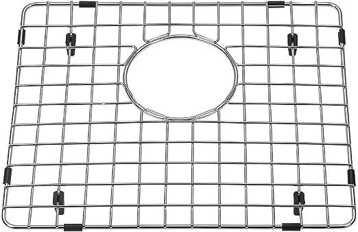 Starstar Kitchen Sink Bottom Grid Stainless Steel 17 X 14 75 Amazon Co Uk Diy Tools