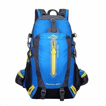 AllureFeng Mochila de deportes al aire libre de 40 litros mochilas viaje senderismo camping mochila escolar