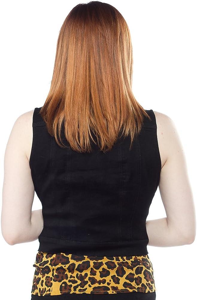 Sourpuss Essential Black Vest