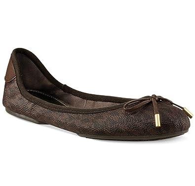 305df230eec6 Michael Michael Kors Mk City Ballet Flats in Brown Size 9.5