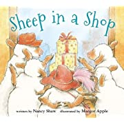 Sheep in a Shop (board book)