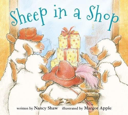 (Sheep in a Shop (board book) (Sheep in a Jeep) )