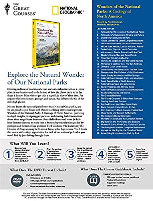 Wonders of the National Parks: A Geology of North America