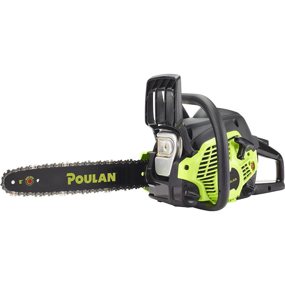 Poulan 967084701 38cc 2 Stroke Poulan Gas Powered Chainsaw, 16''