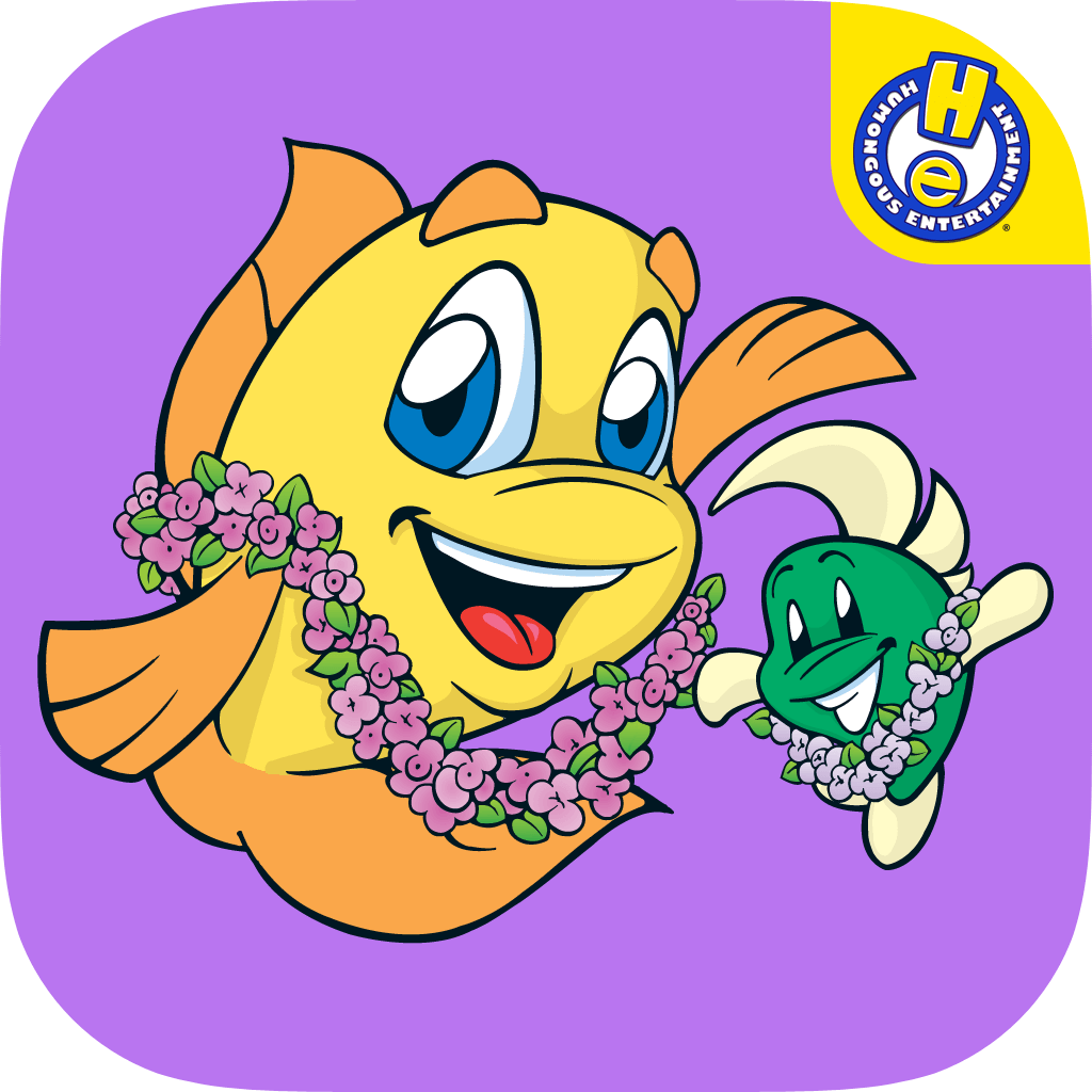 Freddi fish 3 the case of the stolen conch shell online for Freddi fish online