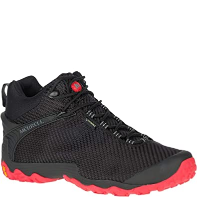 e94d1fd76d Merrell Men's Chameleon 7 Storm Mid Gore-TEX¿ Black 7 M US: Amazon ...