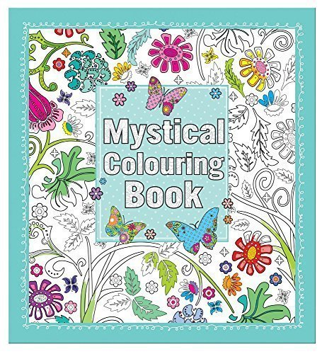 Mystical Colouring Book for Adults