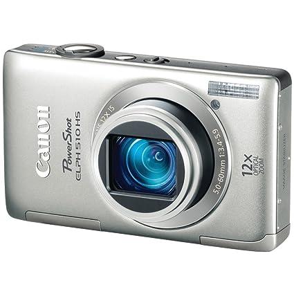 amazon com canon powershot elph 510 hs 12 1 mp cmos digital camera rh amazon com Canon PowerShot ELPH 300 Is Canon PowerShot ELPH 330 HS