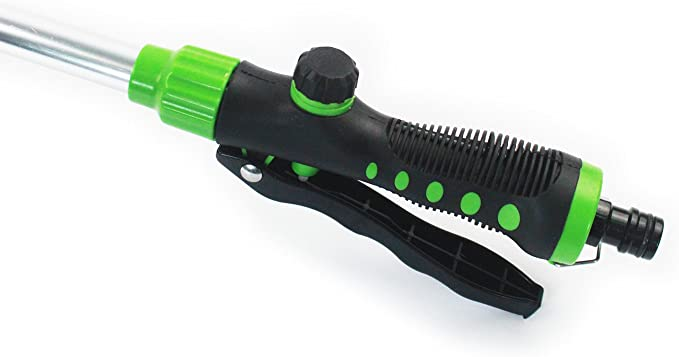 Lanza de riego Pistola de riego Telescópica Extensible 8 chorros ...