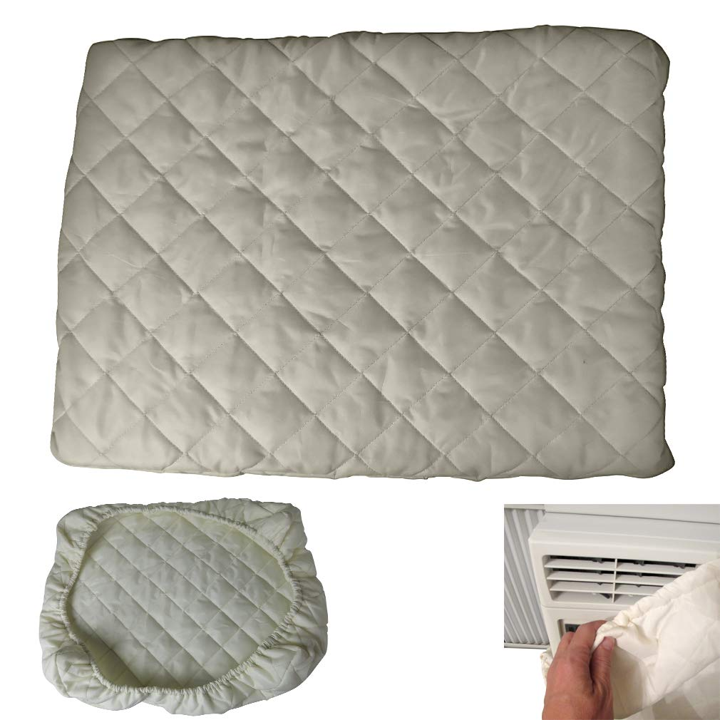 Evelots Air Conditioner Cover-A/C-Window-Indoor-Elastic-Double Insulation-No Air Green Mountain Imports
