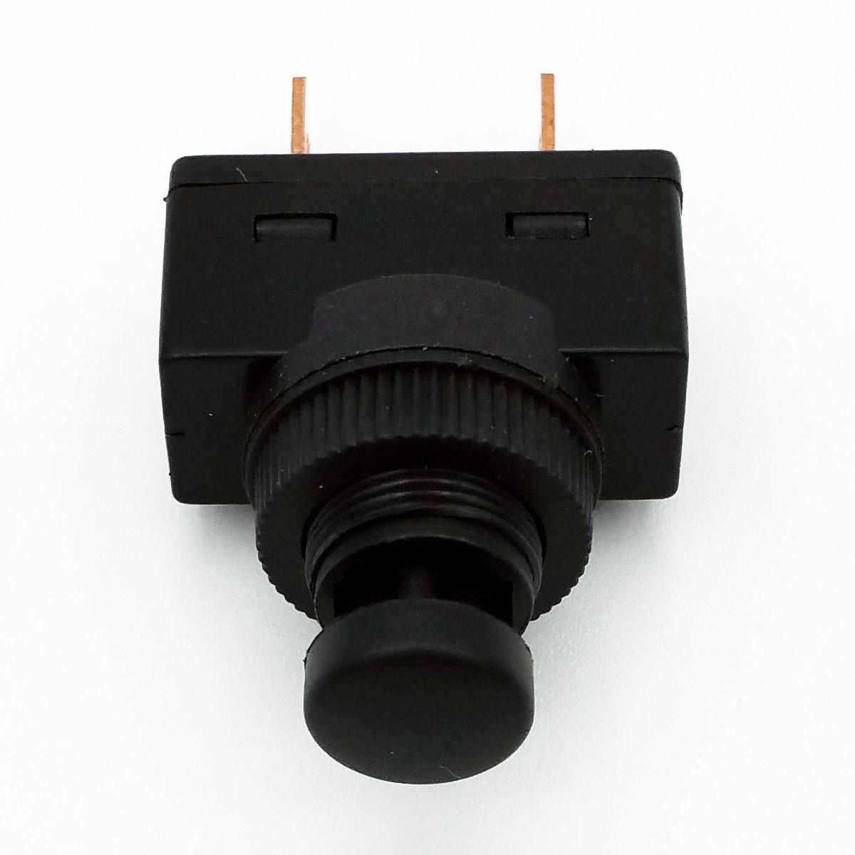 Cambridge Push Button Momentary On Switch 16 AMP 12 Volt DC 192 Watts
