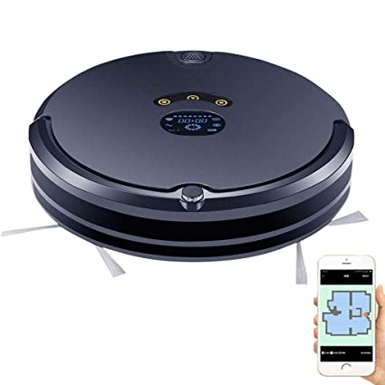 Love Life Robot Vacuum Cleaner, Automatic Charging Sweeping Robot, Intelligent Planning Mopping Robot Vacuum