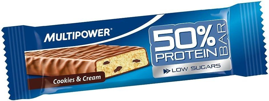 Multipower 50% Protein Bar 1 barrita x 50 gr - Sabor - Coco