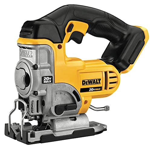 Dewalt DCS331BR 20V MAX Cordless Lithium-Ion Jigsaw Bare Tool Renewed