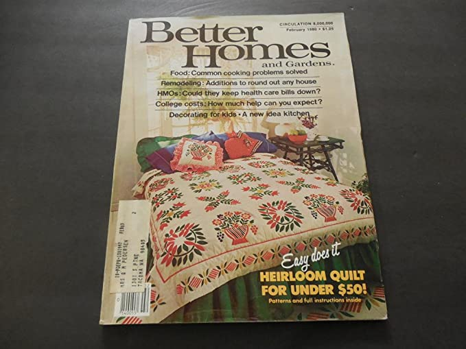 Better Homes And Gardens Feb 48 Common Cooking Problems Extraordinary Better Homes And Gardens Decorating Ideas Remodelling