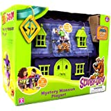 Scooby-doo Mystery Mansion Playset by Underground Toys