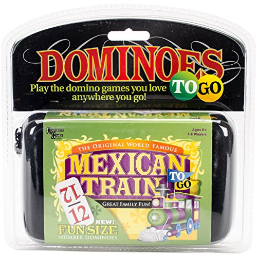 Mexican Train Dominoes To Go - Mexican Train Domino Game