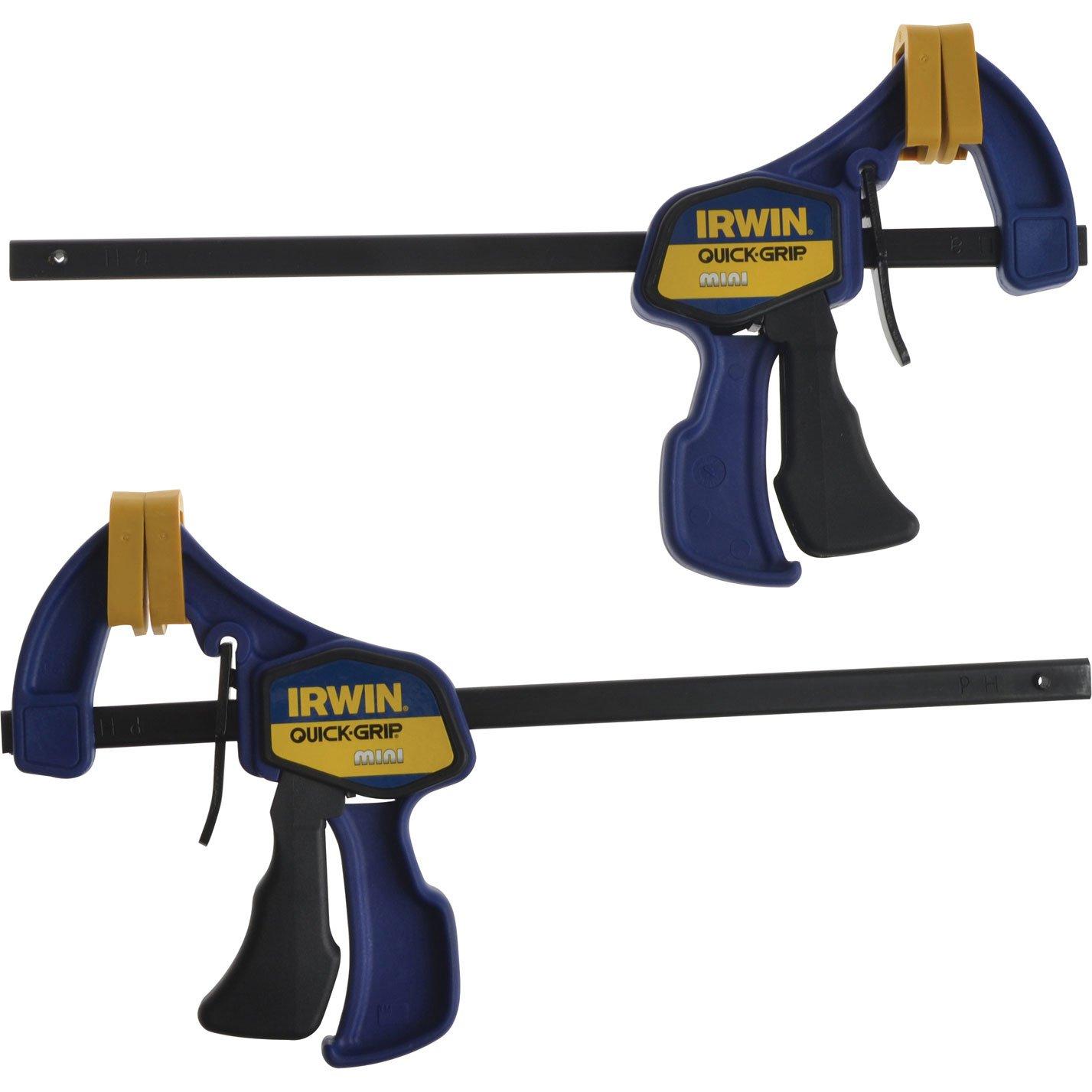 Quick-Grip Irwin 5462QC Mini serre-joint à barres T5462EL7