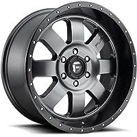 P# D63320907550 Matte Black NEW WHEELS ONLY 20x9 Fuel Offroad Wheels Zephyr D633 5x127 1 Offset 71.6 Centerbore AUTHORIZED DEALER