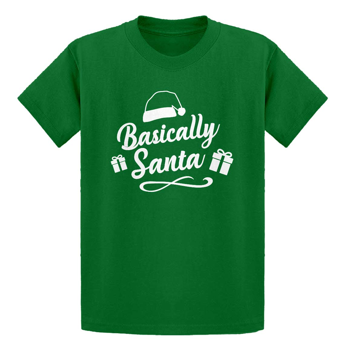 Indica Plateau Youth Basically Santa Kids T-Shirt