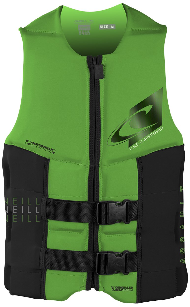 O'Neill Wetsuits Men's Assault USCG Life Vest